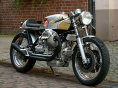 Moto Guzzi Le Mans by Kaffeemaschine of Germany http://www.kaffee-maschine.net/