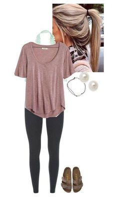 Cute Lazy Outfits, Teenage Outfits, Cute Outfits For School, Teen Fashion Outfits, Simple Outfits, Trendy Outfits, Lazy Day Outfits For Summer, Simple College Outfits, Teen Fashion Winter