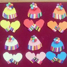 Winter Clothes Craft - Winter Clothes Craft Idea Winter Crafts Preschool Winter Crafts Winter Clothes Craft For Preschool Kids Winter Crafts For Kids Winter Clothes Craft Wi. Kids Crafts, Hat Crafts, Winter Crafts For Kids, Snowman Crafts, Clothes Crafts, Winter Fun, Toddler Crafts, Preschool Crafts, Art For Kids