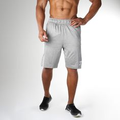 Gymshark DRY Element Sweat Shorts - Grey at Gymshark