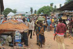 Eggon Market