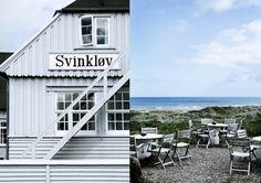 Svinkløv Badehotel, Denmark. Image LineKlein.com #allgoodthings #danish spotted by @missdesignsays