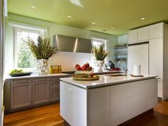 Kitchen of HGTV Dream Home 2013