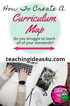 Curriculum mapping can help teachers to cover all of their standards by creating a yearlong plan of when different topics and skills will be taught - fitness Instructional Coaching, Instructional Strategies, Teaching Strategies, Teaching Tips, Curriculum Mapping, Homeschool Curriculum, Catholic Homeschooling, Teacher Organization, Teacher Hacks
