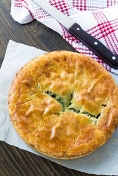 Chicken And Leek Pie Uit Australie recept | Smulweb.nl