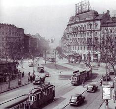 Nyugati Marx tér, Budapest (1952)