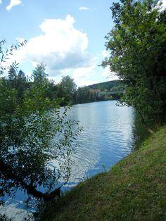 NOVO MESTO/ River KRKA, Slovenia