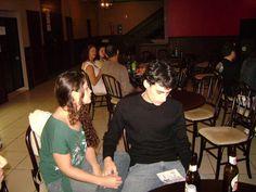 MÚSICA DE TRABALHO   Bar Goiânia Ouro - 2008 com amigos   TELES E MELISSA  https://myspace.com/libertalia2008/music/songs