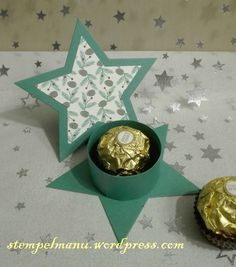 12 Saturdays until Christmas / - star box_goldene_kugel_innen_stampin_up The Effective Pictures We Offer You About fabric crafts dis - DIY Stampin Up, Ideas Decoracion Navidad, Diy And Crafts, Paper Crafts, Fabric Crafts, Christmas Crafts, Xmas, Creative Gifts, Craft Fairs