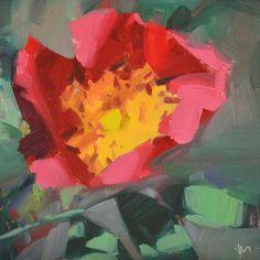 DPW Fine Art Friendly Auctions - Wild Rose by Carol Marine