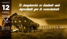 Tu imaginación es bastante más importante que tu conocimiento. Efecto Anchoa