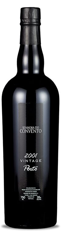 The Quinta da Senhora do Convento Vintage Port 2001 carries the mark of originality, amazes by its freshness and charm by the notes of vegetables and fruit which it will make you feel. Fine tannins and great quality in fruit, a stunning nectar created with care and dedication. Ready to consume or wait for a good outcome in the cellar, this delicate Vintage excites the palate, fills the senses and appeals to gluttony.