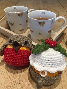 Crochet Club: FREE crochet tutorial for Chocolate orange cosies on the LoveCrochet blog