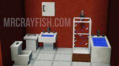 MrCrayfish's Furniture Mod The Kitchen Update! *Bug Fixes* Development Build Avaliable!) - Minecraft Mods - Mapping and Modding - Minecraft Forum - Minecraft Forum Minecraft Mods, Minecraft Poster, Minecraft Kitchen Ideas, Amazing Minecraft, Cool Minecraft Houses, Minecraft Blueprints, Minecraft Crafts, Minecraft Skins, Minecraft Buildings