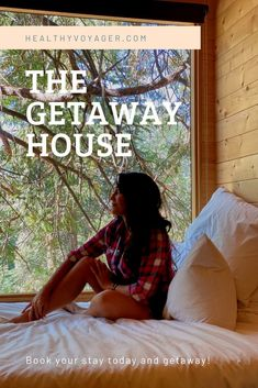 Book travel to the The Getaway House -  private cabins in gorgeous forests and woods around the USA