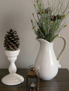 Natural/Outdoorsy/Woodsy Christmas Decor - Organize and Decorate Everything