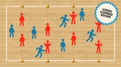 Slide Tag - Standards-based PE Games for your Gym Slide Tag is a fun invasion game for your physical education classes. Click through to learn more about the rules, layers, tactics and learning outcom Pe Games Elementary, Elementary Physical Education, Physical Education Activities, Pe Activities, Health And Physical Education, Gross Motor Activities, Movement Activities, Activity Games, Elementary Schools
