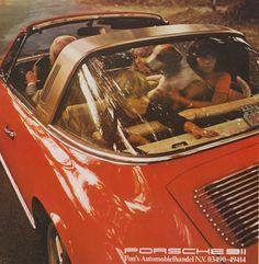 Porsche 911 Targa - Who says a 911 is not a family car?  Para saber más sobre los coches no olvides visitar marcasdecoches.org