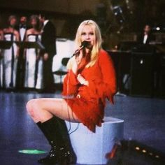 Agnetha performs her German single ' Concerto d 'amore' on tv show gala evening of the record in 1969 in West Berlin.