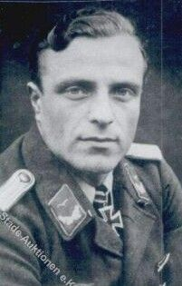 ✠ Albin Wolf (28 October 1920 – 2 April 1944) Killed in action by anti-aircraft fire.