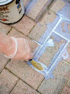 Gravel Patio, Concrete Patio, Gravel Landscaping, Stain Concrete, Pool Pavers, Concrete Stone, Cement, Polymeric Sand, Killing Weeds