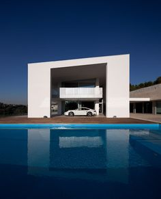 Joaquim Magalhaes | House in Penafial, Pt - Photo by Fernando Guerra, FG+SG Architectural Photography