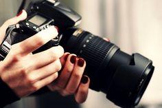 Camera hands