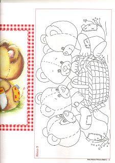 Arte de Ponta Cabeça: Apostila de Riscos 01 Bebê (Coleção Susy Pintura)