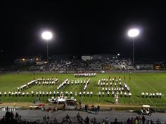 Parkland High School Marching Band