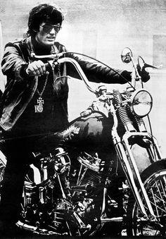"Peter Fonda   ""Wild Angels""  1966"