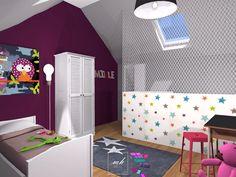 39 meilleures images du tableau ✎ Il était...Une chambre d\'enfants ...