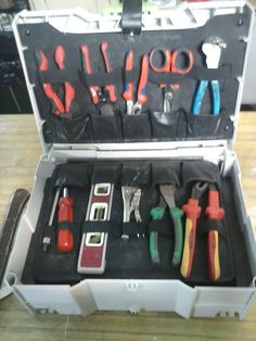 A systainer to replace my tool box