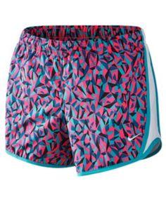 Nike Girls' Omega Tempo Shorts