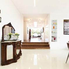 White Resin Floors