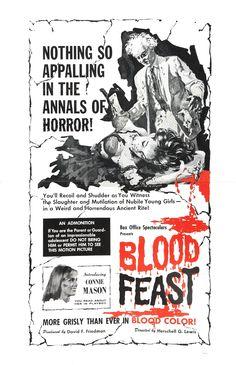 Blood Feast [id] - Herschell Gordon Lewis