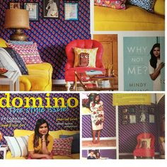 Check out a video from Mindy Kaling's Domino Magazine shoot on her Instagram which features YUMMY WORLD SANDY PLUSH: https://instagram.com/p/8Z4G6YpQ4U/  Sandy Ice Cream Sandwich makes an appearance!