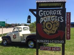 A Treehouse Restaurant In Wisconsin, Georgie Porgie's, Is Straight Out Of A Fairytale Wisconsin Attractions, Wisconsin Vacation, Wisconsin Dells, Lake Michigan, Wisconsin Getaways, Weekend Trips, Vacation Trips, Day Trips, Vacation Ideas