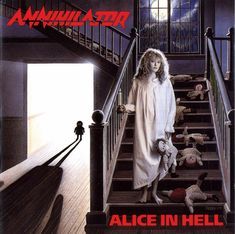 Annihilator - Alice in Hell  #metal #music #album