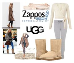 """UGG Love"" by sjmcnab ❤ liked on Polyvore featuring UGG, Gem&i, Miss Selfridge, Ballet Beautiful, ugg and contestentry"