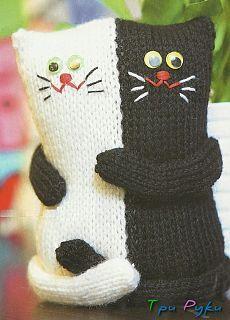 Las parejas de gatos del amor