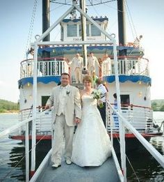 The Tennessee Riverboat Company, Private boat for the wedding?!