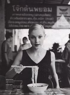 Arthur Elgort for Vogue US