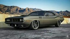 army green muscle car - Google Search