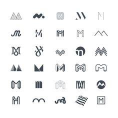 Trendy Ideas For Toys Logo Design Texts Corporate Design, Branding Design, M Design Logo, Www Logo, Logo Motion, Kreative Jobs, Logo Typo, Logo Minimalista, Toys Logo
