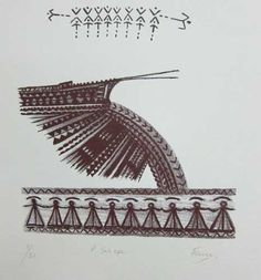 P. Suluape - Fatu Feu'u Polynesian Art, American Tattoos, Cultural Identity, Samoan Tattoo, Sea Art, Pottery Designs, Traditional Tattoo, Printmaking, Art Projects