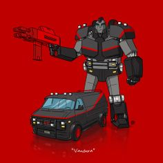 If They Could Transform : Baracus