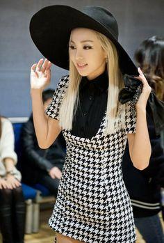 #Dara #2NE1