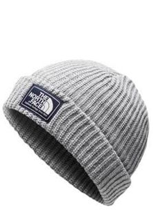 The North Face Salty Dog Beanie in Mid Grey Tin Grey NF0A3FJW-6JF ea75d5acf121