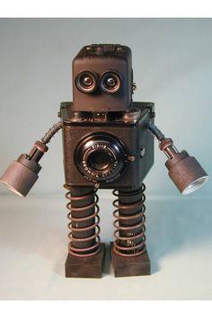 Brownie Camera (2014-07) Robot