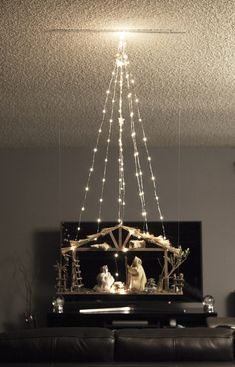 Chandelier, Ceiling Lights, Watch, Lighting, Youtube, Crafts, Home Decor, Nativity Sets, Merry Christmas